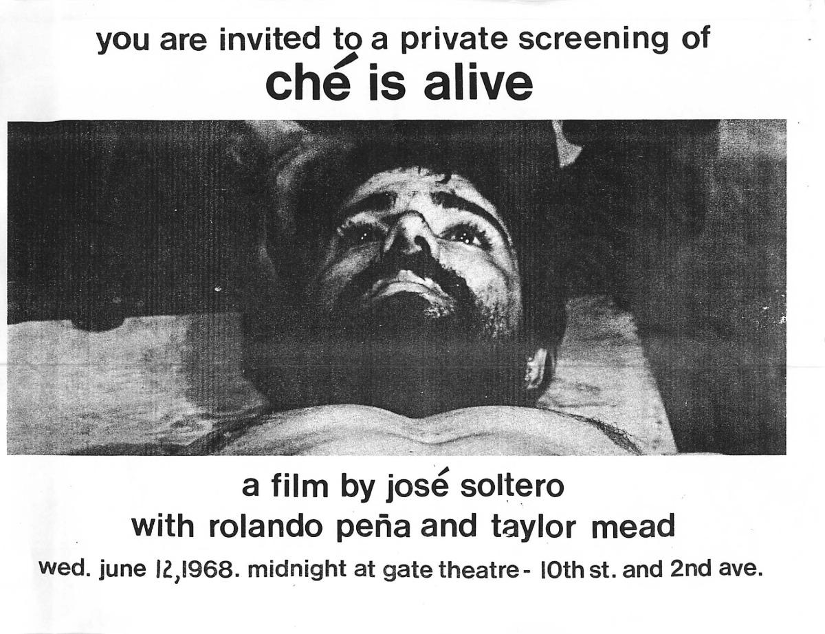 Diálogo con el Che (1968) / Entrevista a Rolando Peña (2014)